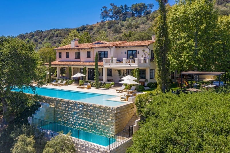 Justin Timberlake and Jessica Biel List Hollywood Hills Compound for $35 Million