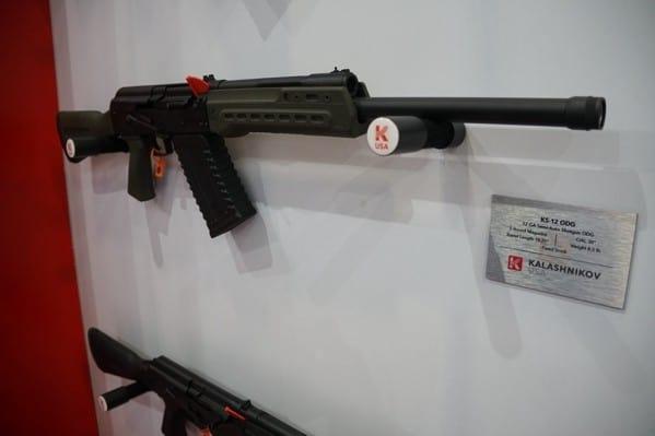 Kalashnikov Kr 9m Short Barrel Rifle