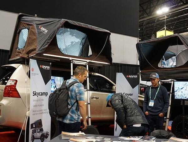 Kamper Skycamp Tent