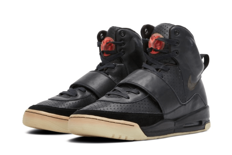 Kanye West's Nike Air Yeezy Sample Kicks Set to Fetch Over $1 Million