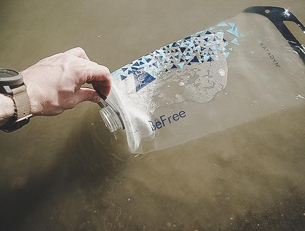 Katadyn Gravity Befree Water Filtration System 3 Liter Reviews