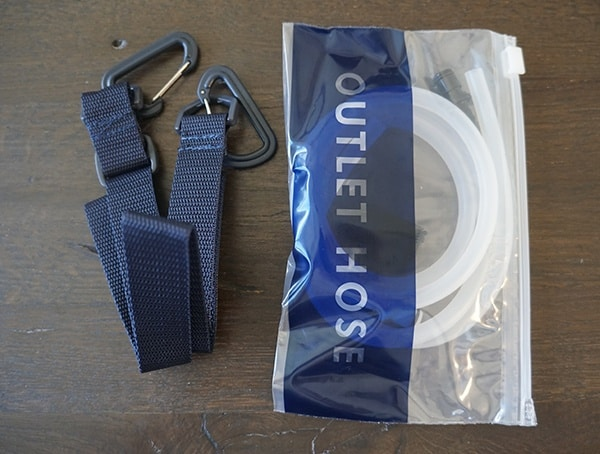 Katadyn Gravity Befree Water Filtration System Outlet Hose And Hanger