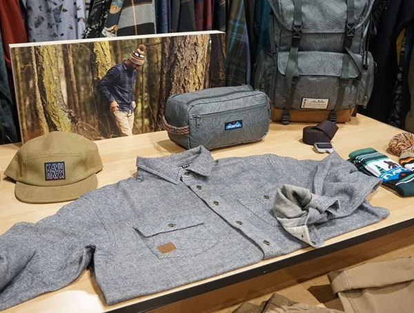 Kavu Mens Collection Outdoor Retailer Winter Market 2018