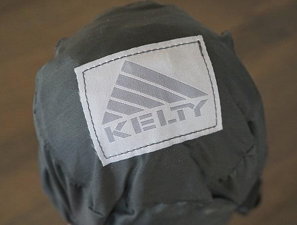 Kelty Brand Top Logo Detail Tactical 30 Degree Field Bag Sleeping Bag