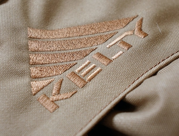 Kelty Eagle Backpack Coyote Brown Stiched Logo