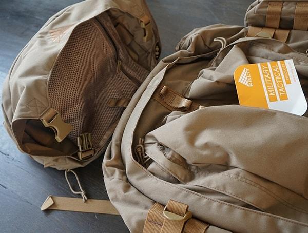 Kelty Eagle Backpack Detached Lid