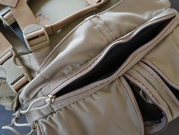 Kelty Eagle Backpack Lid Map Pocket