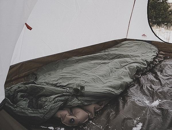 Kelty Military Varicom Delta 30 Degree Usa Sleeping Bag Review
