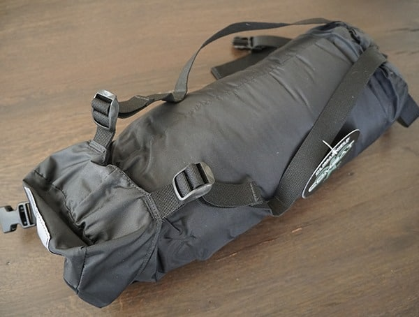 Kelty Tactical 30 Degree Field Sleeping Bag With Compression Sack Backpack Straps