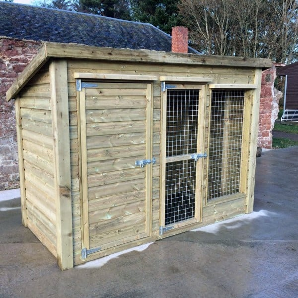 Kennel Dog House Designs