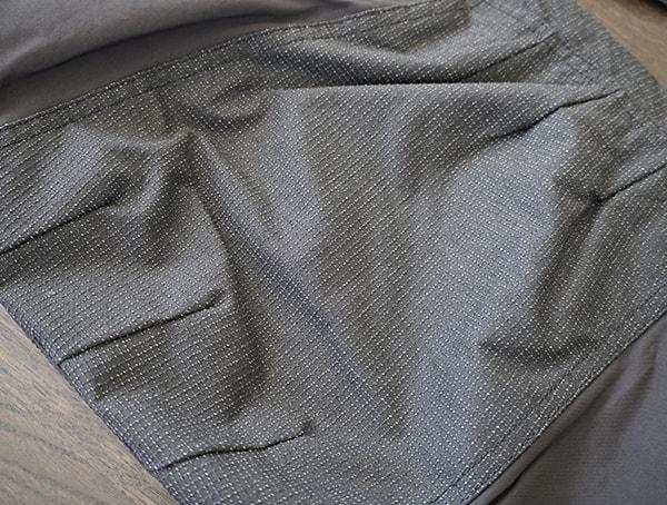 Kevlar Reinforced Knee Cap Area Tobe Novo Bib
