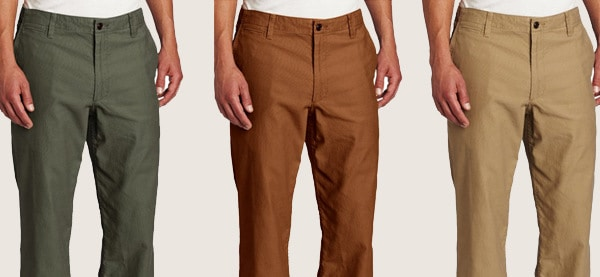 Khaki Pants For Men