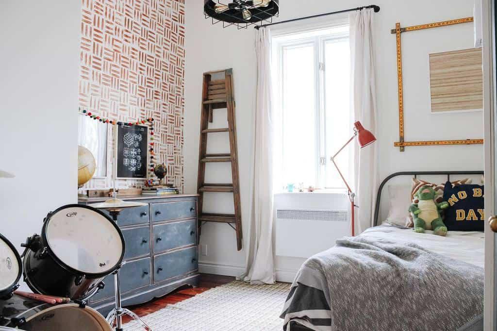 kids bedroom wallpaper ideas thehummingbirddigs