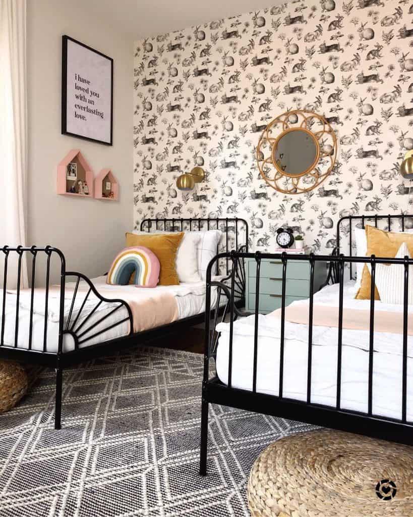 kids cute bedroom ideas thathomebirdlife