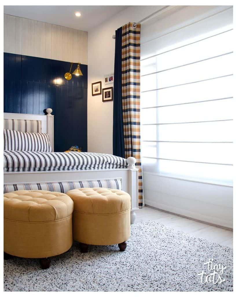 Kids Room Curtain Ideas
