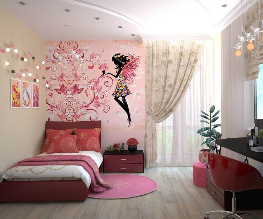 Kids Room Girls Bedroom Ideas 2