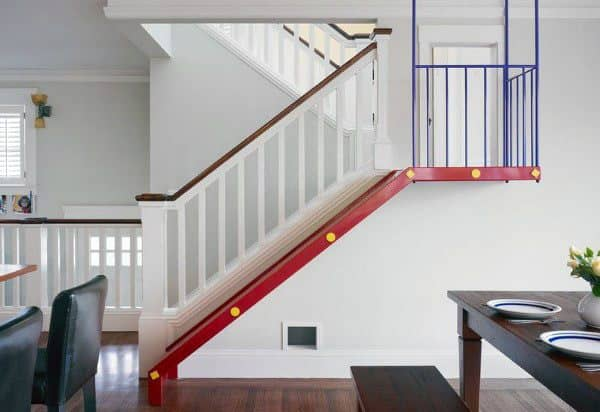 Kids Staircase Home Slide Indoor Ideas