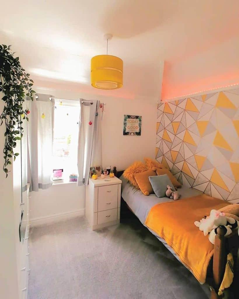 kids yellow bedroom ideas mylovelylittlecouncilhouse