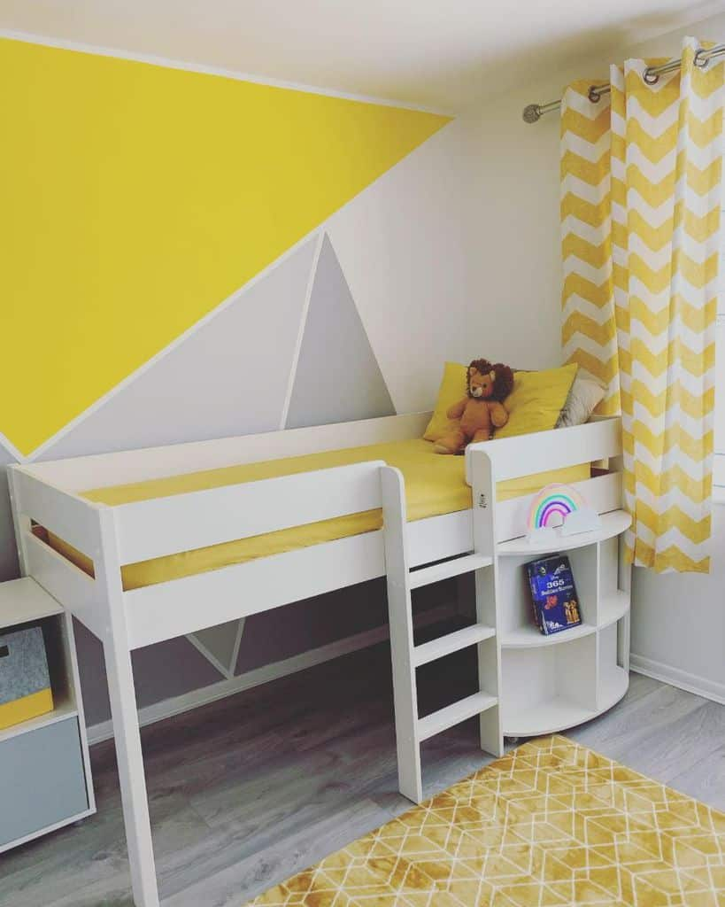 kids yellow bedroom ideas ourfamilyhome90