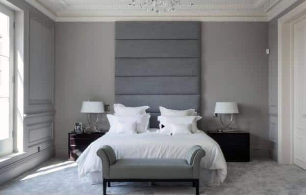 King Headboard Ideas