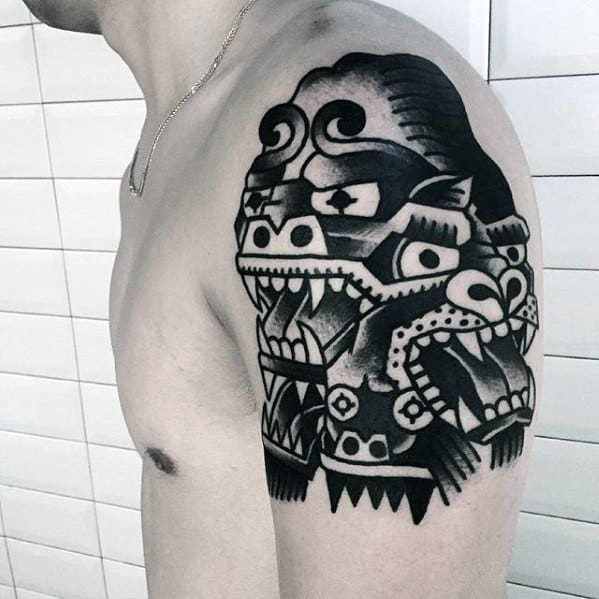 King Kong Tattoos For Gentlemen