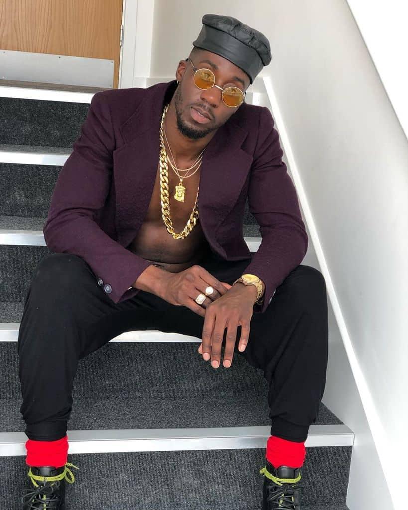 King Of Rnb Black Men 90s Style