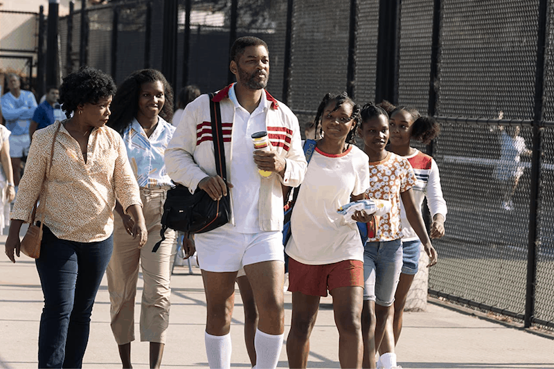 Will Smith Serves an Ace As Venus and Serena Williams' Father in 'King Richard'