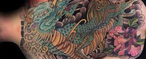 60 Kirin Tattoo Designs For Men – Hooved Chimerical Creature Ideas