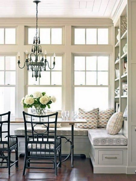 Kitchen Breakfast Nook Ideas