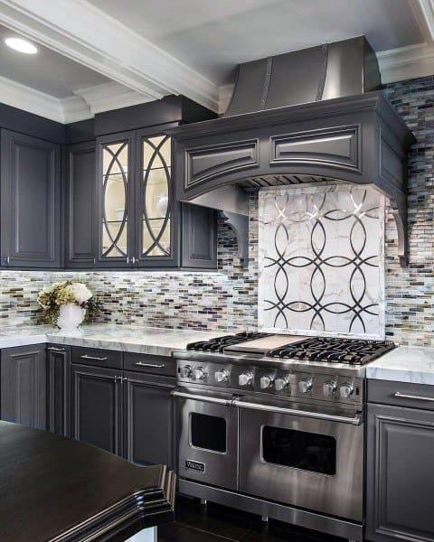 Kitchen Cabinet Decorating Ideas