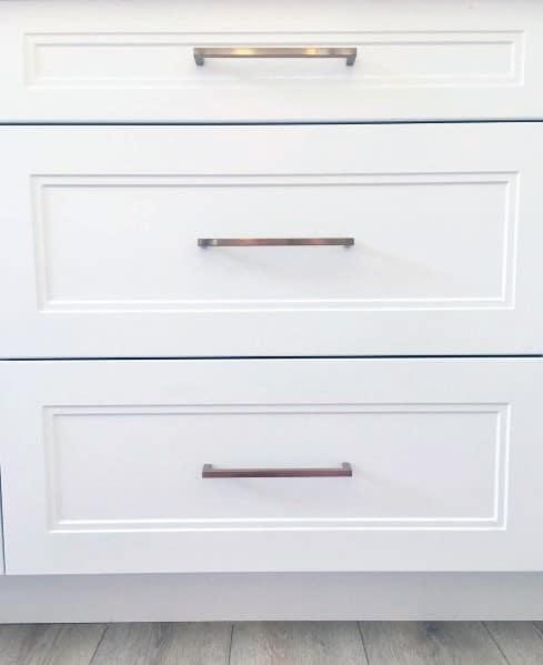 Kitchen Cabinet Hardware Design Ideas