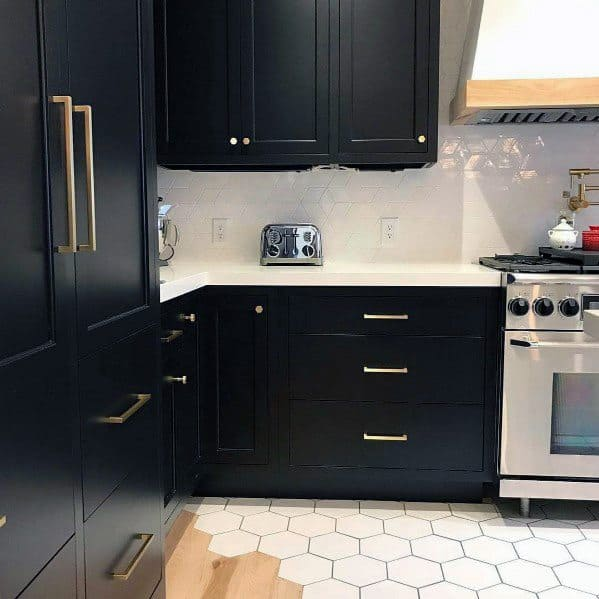 Kitchen Cabinet Hardware Idea Inspiration