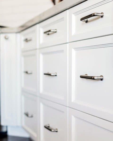 Kitchen Cabinet Hardware Interior Ideas