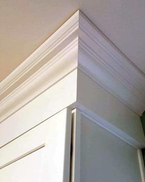 Kitchen Cabinet Ideas For Home Crown Molding