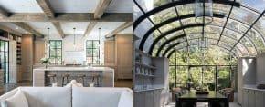 Top 75 Best Kitchen Ceiling Ideas – Home Interior Designs