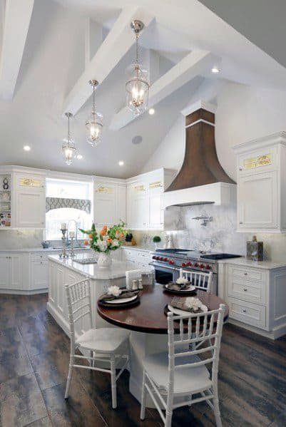 Kitchen Ceiling Ideas Inspiration