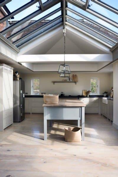 Kitchen Ceilings Interior Ideas
