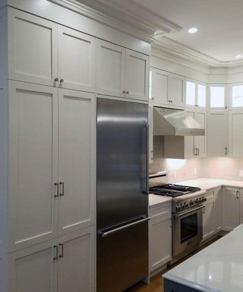 Kitchen Crown Molding Ideas