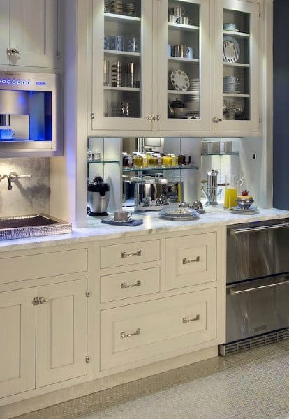 Kitchen Designs Coffee Bar Ideas