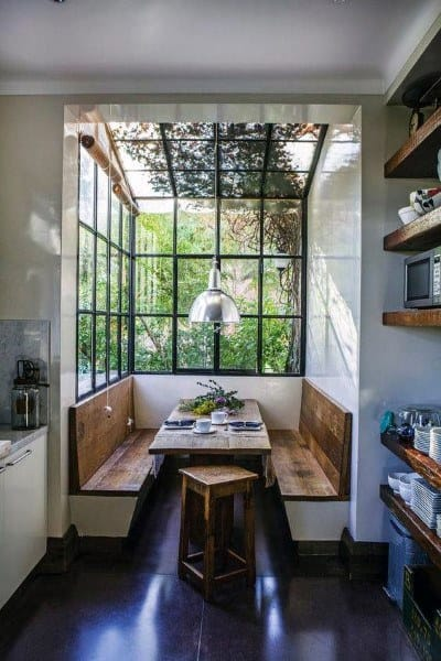 Kitchen Designs For Breakfast Nooks