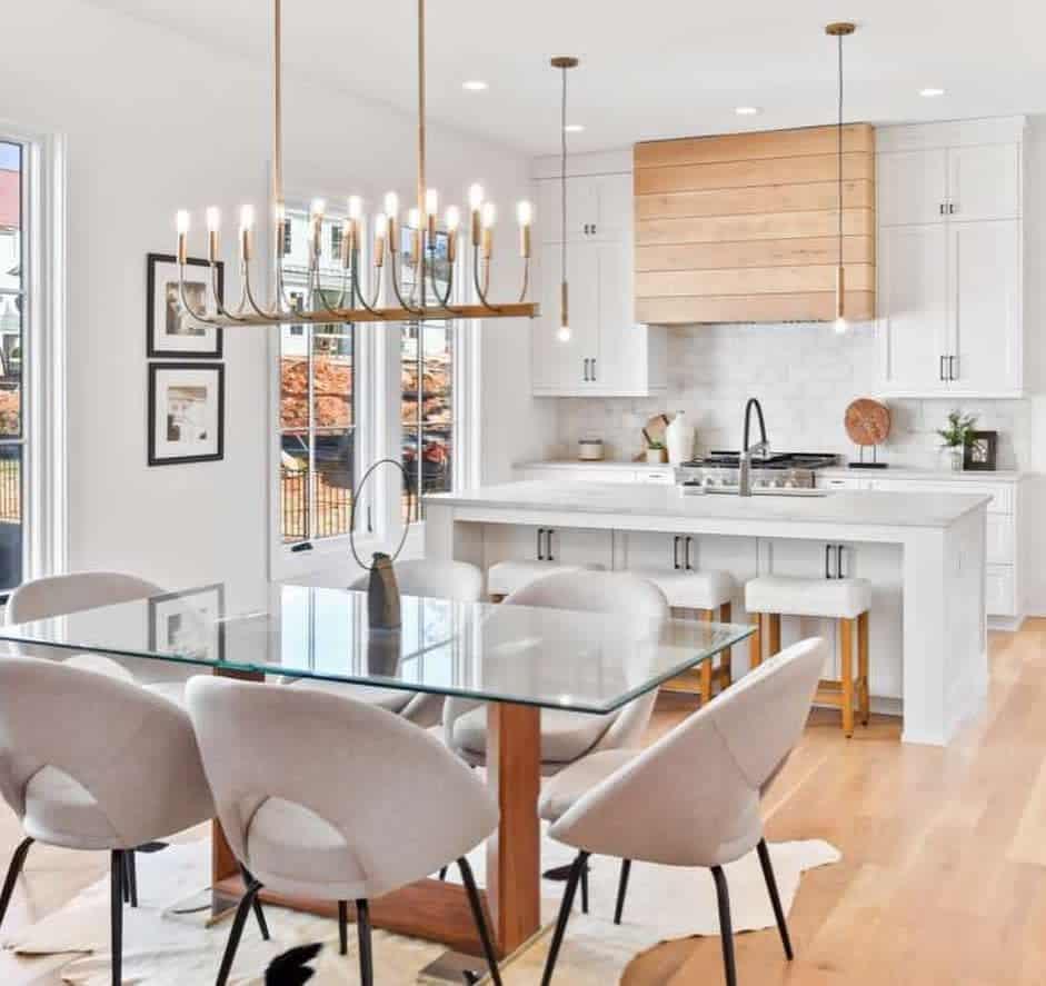 kitchen dining room ideas serenberealestate