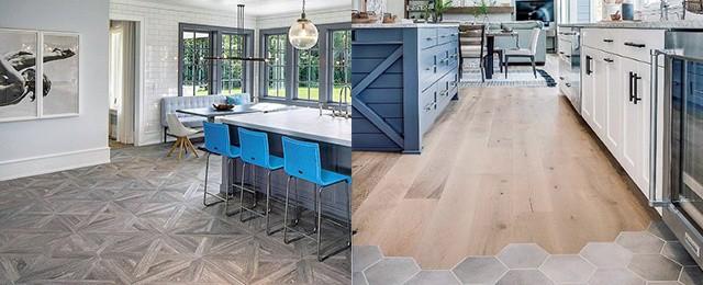 Top 60 Best Kitchen Flooring Ideas Cooking E Floors