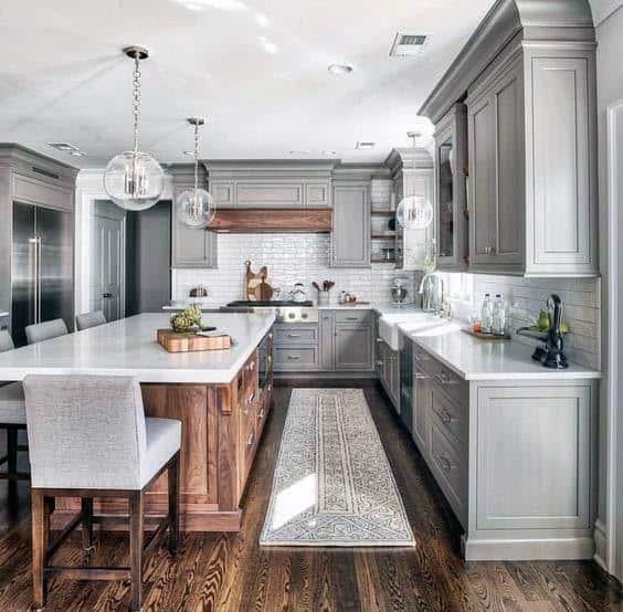 Kitchen Hood Design Idea Inspiration