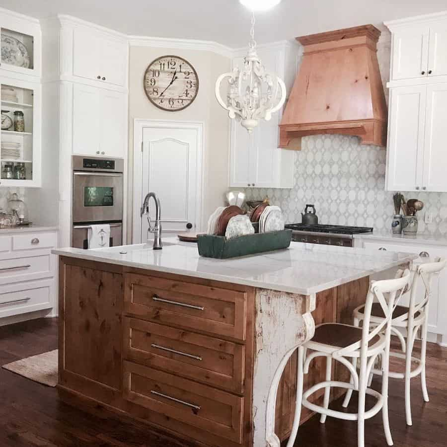 Kitchen Hood French Country Kitchen Timelessinteriors