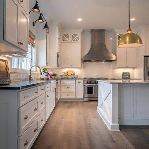 Kitchen Hood Ideas Inspiration Stainless Steel Finish