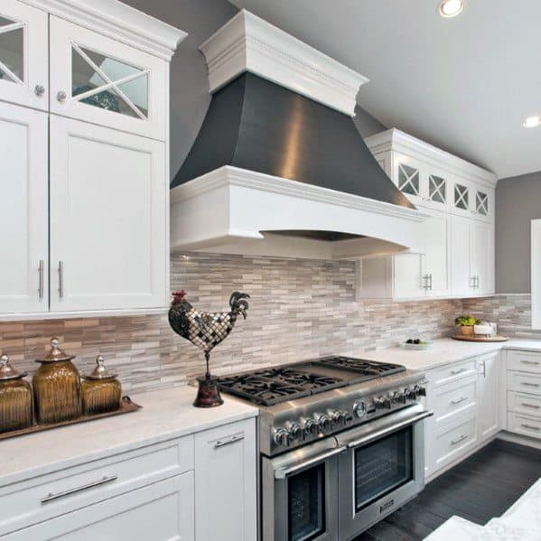 Kitchen Ideas For Stone Backsplash