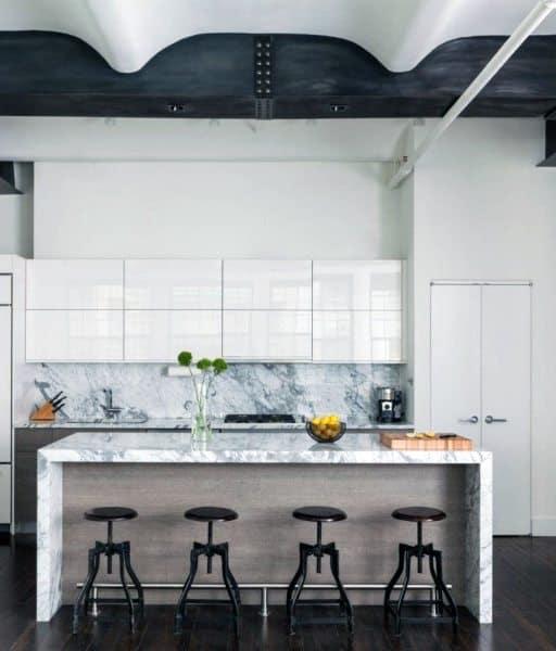 Kitchen Industrial Interior Design
