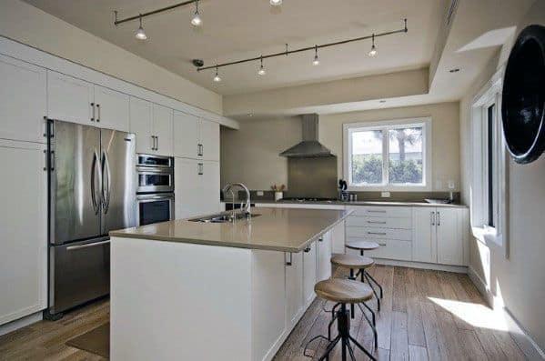 Kitchen Interior Ideas For Track Lighting
