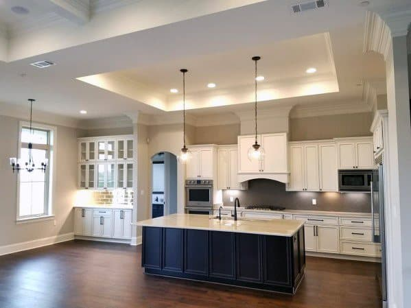 Kitchen Interior Ideas For Trey Ceilings