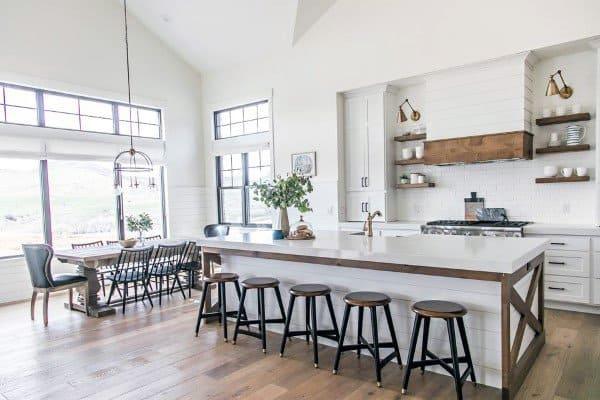 Kitchen Interior Ideas Rustic Designs